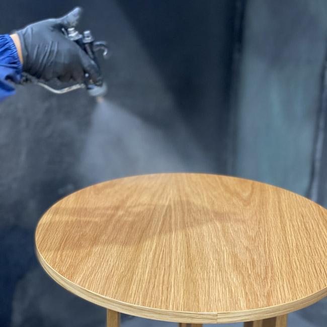 Silver Lynx table top natural spray