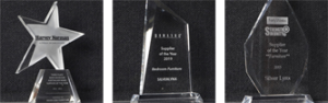 Silver Lynx x3 Awards